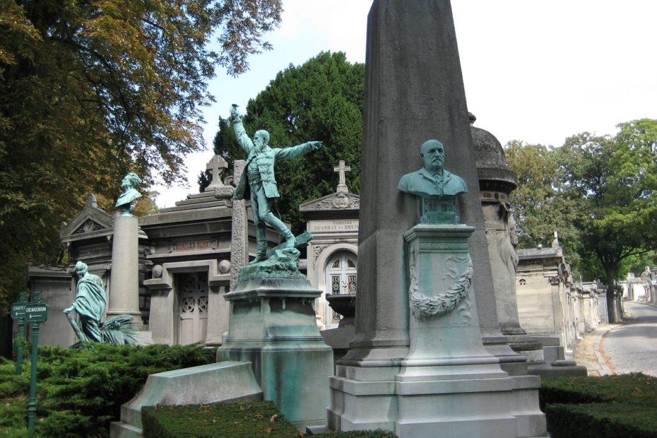 Père Lachaise, Paris, 2009
